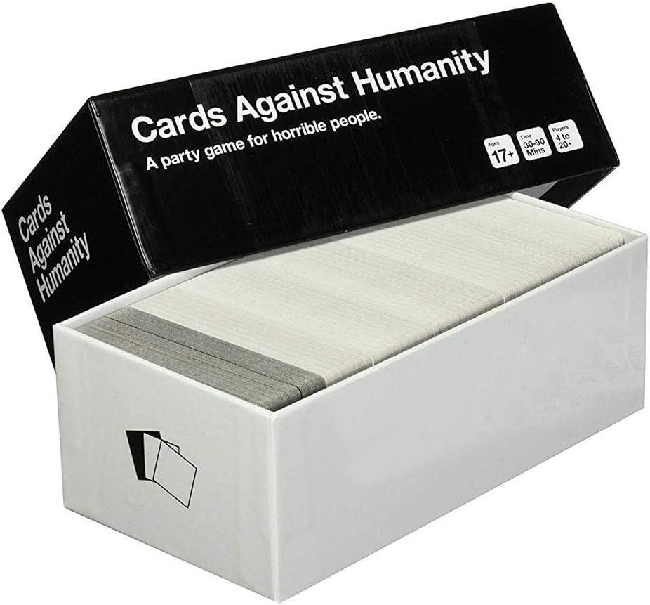Cards Against Humanity UK Version 2.0 Juegos de Cartas: Amazon.es: Juguetes y juegos