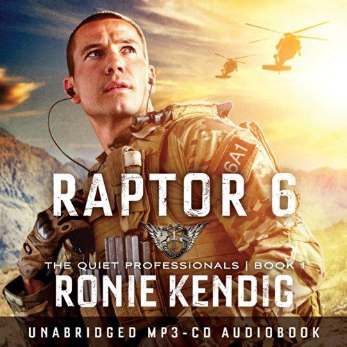Raptor 6 MP3 CD (The Quiet Professionals)