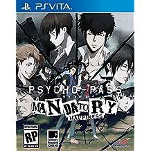 Tecmo Koei Psycho-Pass Mandatory Happiness-PlayStation Vita - Standard Edition
