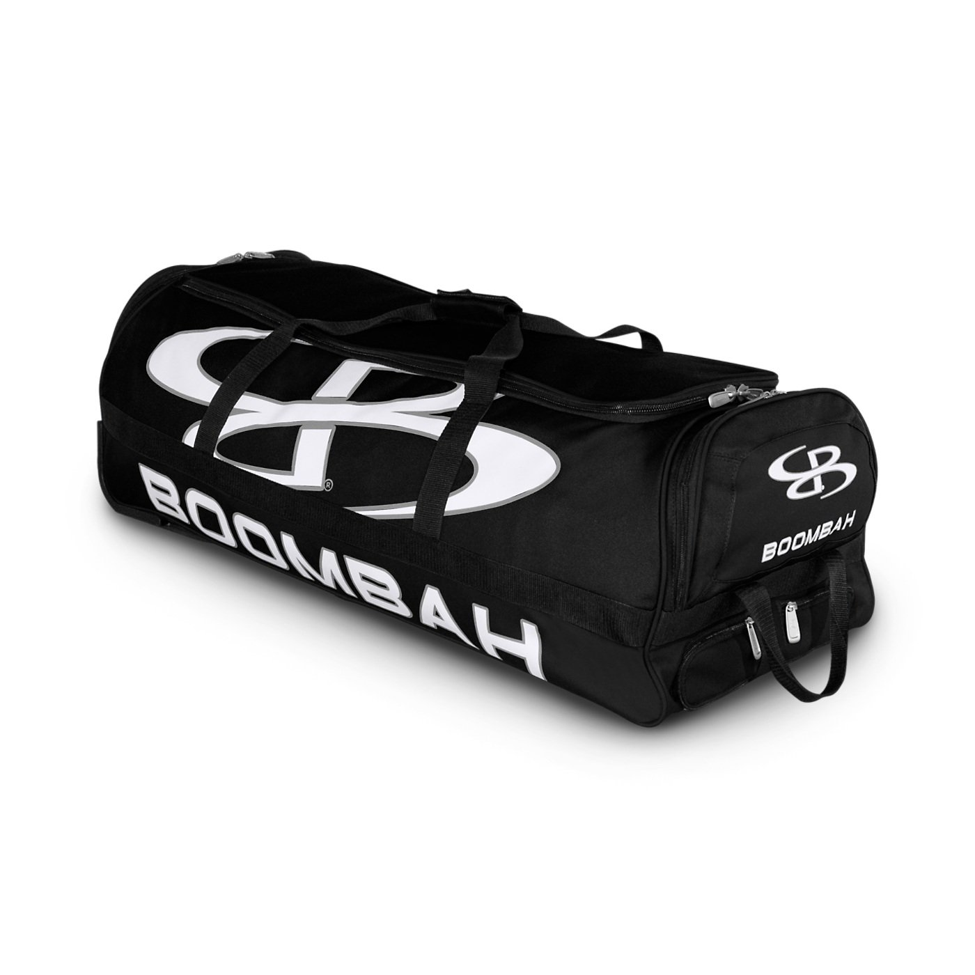 Boombah Brute Rolling Baseballsoftball Bat Bag 35 X 15 X 12 12 Holds 4 Bats And Room For Gear Wheeled Bag