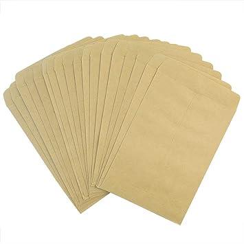 Amazon.com: 50 paquetes, sobres de semillas bantoye 5