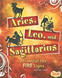 Aries, Leo, and Sagittarius, Jennifer L. Marks, 1429640146