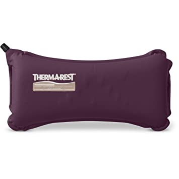thermarest lumbar pillow eggplant