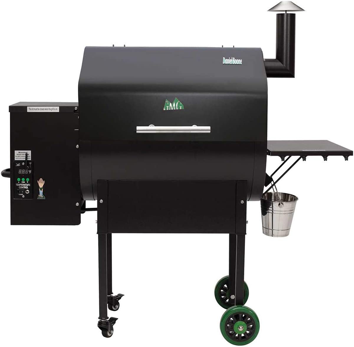 daniel boone grill review