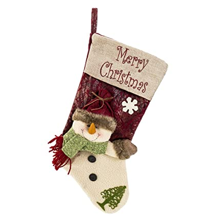 7384719b8c4464 Image Unavailable. Image not available for. Color  Interlink-UK Christmas  Stockings Socks Snowman ...