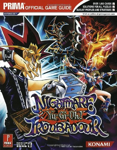 Yu-Gi-Oh! Nightmare Troubadour (Prima Official Game Guide) PDF
