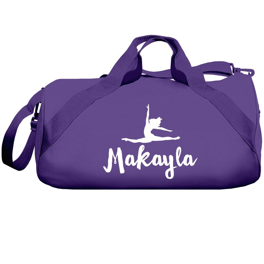 Makayla Girls Dance Duffel Bag: Liberty Barrel Duffel Bag