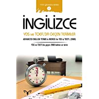 İngilizce YDS ve TOEFL'da Geçen Terimler Mini Glossary Series 8: Advanced English Terms & Words for YDS & TOEFL (2980)