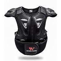 WOSAWE Chaleco de Protector para Niño Niña Deportiva