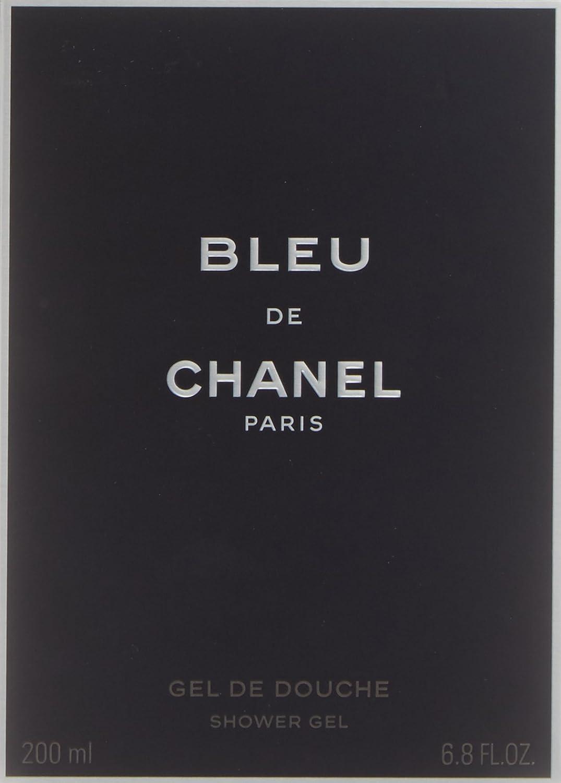 Amazon.com : Bleu De Chanel Bath & Shower Gel - Bleu De Chanel - 200ml/6.7oz : Bath And Shower Gels : Beauty