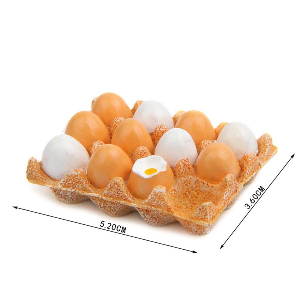 Chop Mall huevos alimentos desayuno imanes imanes para nevera para ...