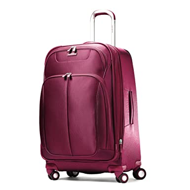 Amazon.com | Samsonite Luggage Hyperspace Spinner 26 Expandable ...