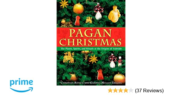 The Origin Of The Christmas Tree.Pagan Christmas The Plants Spirits And Rituals At The Origins Of