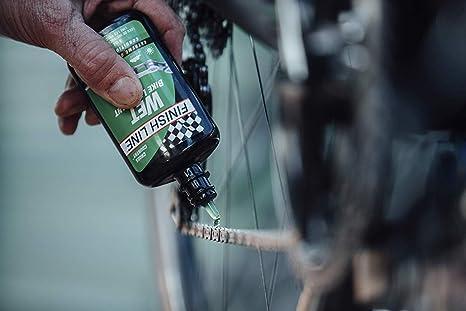 Finish Line Wet Bike Lubricant   Amazon