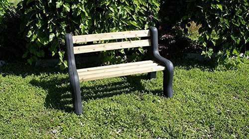 Rts Home Accents Diy Plastic Bench Ends Black Wood