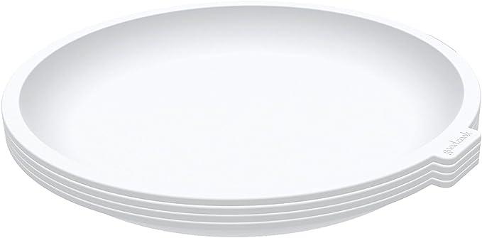 Amazon.com: Good Cook - Juego de 4 platos para microondas ...