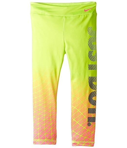abcf89e679 Amazon.com: Nike 'Metric Fade' Dri-FIT Leggings: Clothing