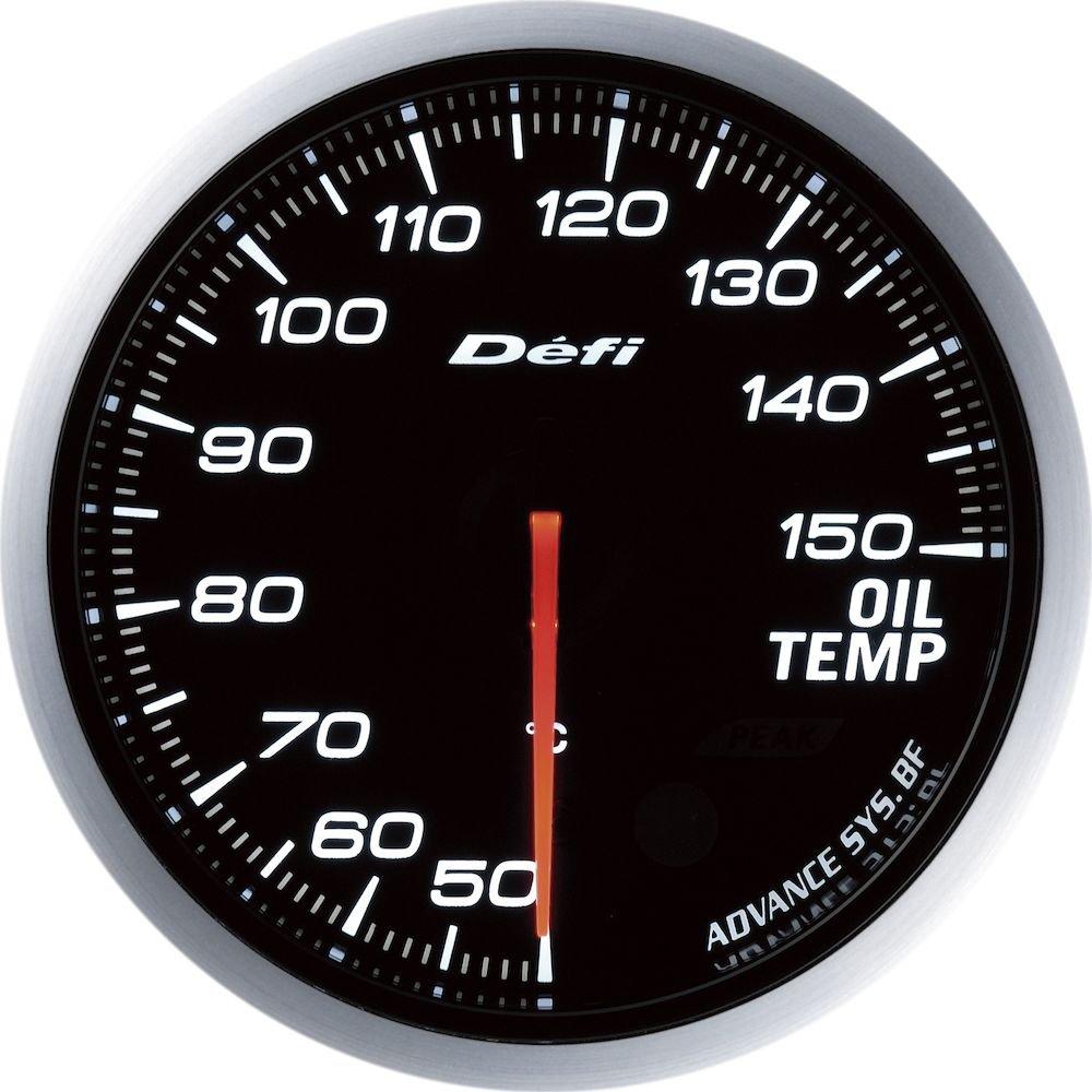 Defi DF10401 Oil Temperature Gauge