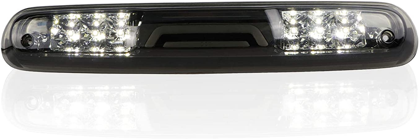 100W Halogen 2006 GMC T5500-T8500 COE Side Roof mount spotlight 6 inch Driver side WITH install kit -Chrome