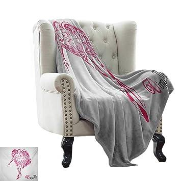 Amazon.com: Manta personalizada para bebé con diseño de ...