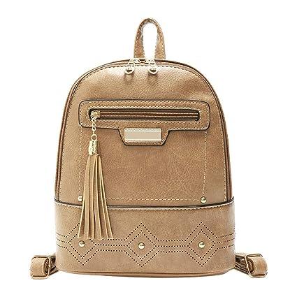 56551b56a1e4 Amazon.com: DDKK backpacks 2019 New Sale Lady Fashion Wild Backpack ...