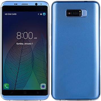 Amh de SIM FREE Smartphone, 5.5 inch 3 G Smartphone Dual SIM ...