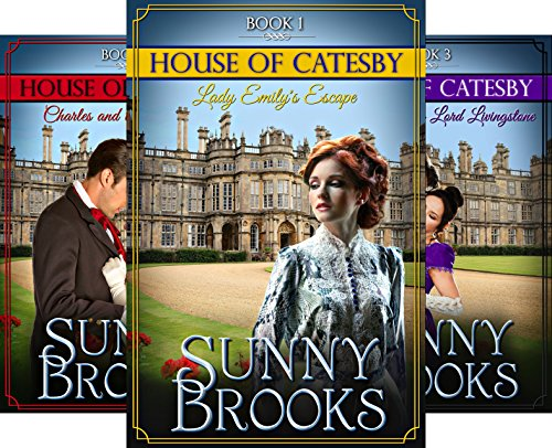 House of Catesby (3 Book Series)