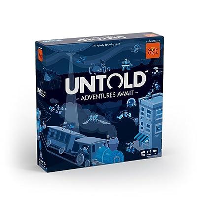 Untold: Adventures Await: Toys & Games