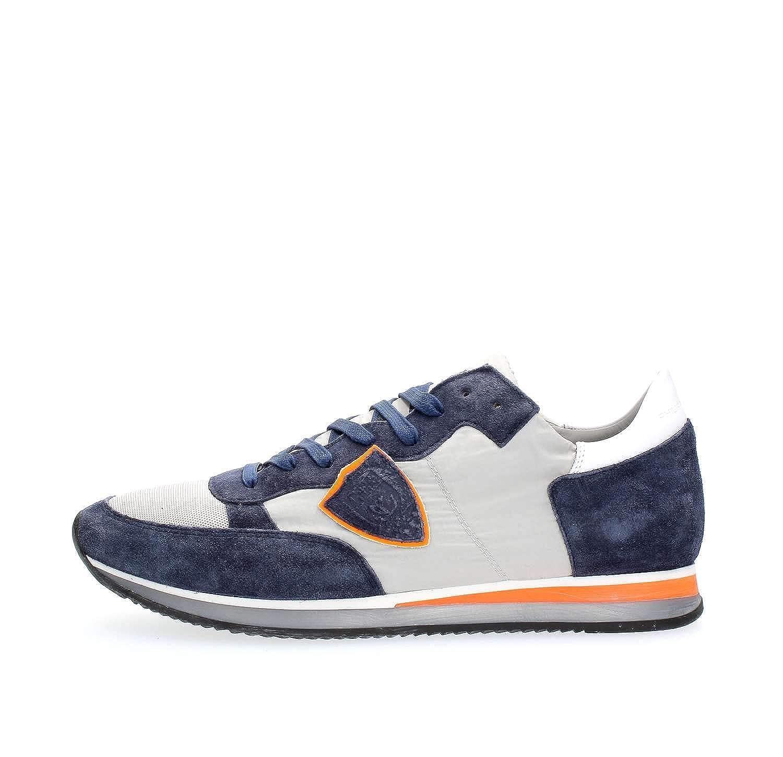 Acquista Philippe Model Paris TRLU W136 Tropez L U Sneakers Uomo miglior prezzo offerta