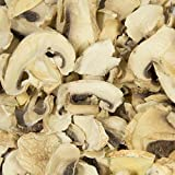 Harmony House Foods Dried Mushrooms, Sliced (20 lb Wholesale Box)