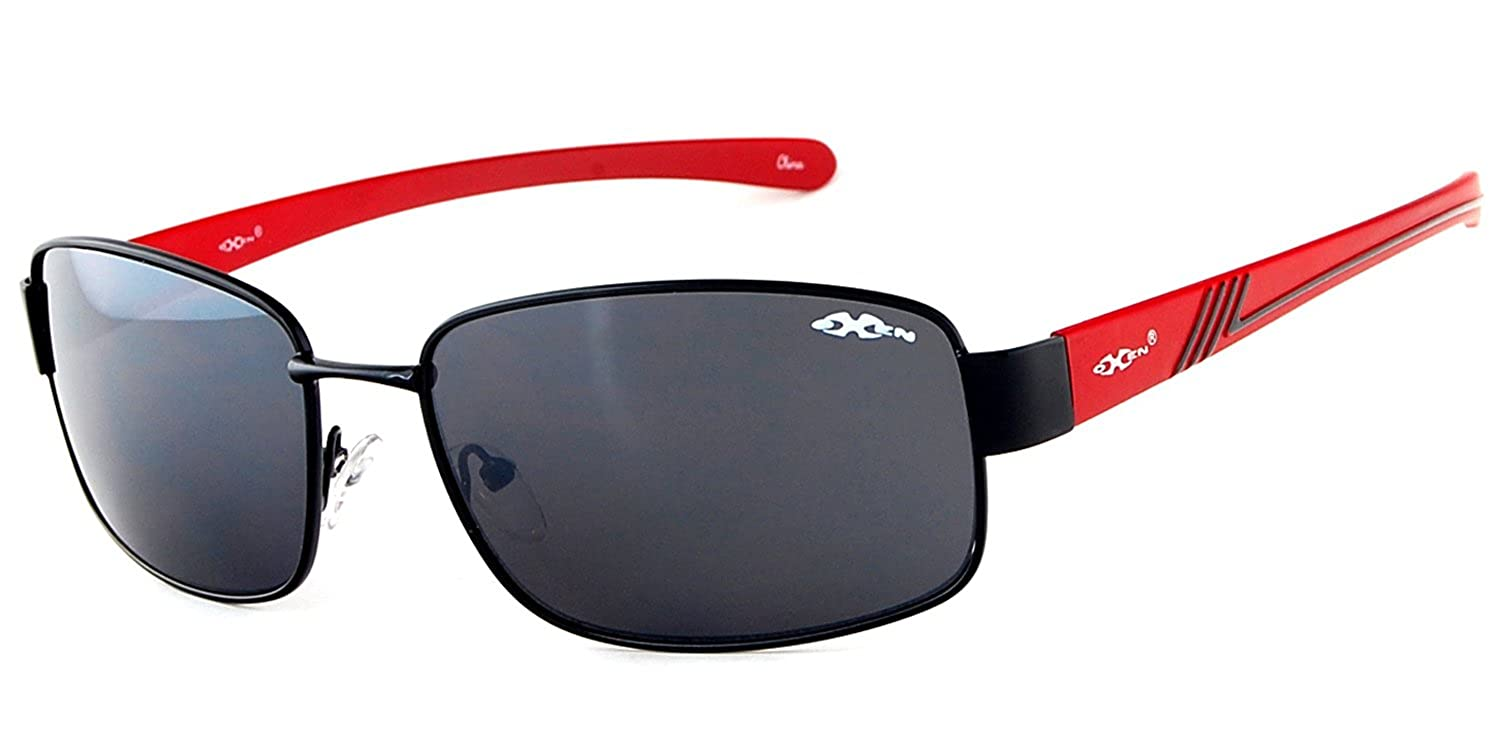 """""""Oxen Revolution 93007"""" Youthful Aviator Sports Sunglasses in 4 Mod Colors"""