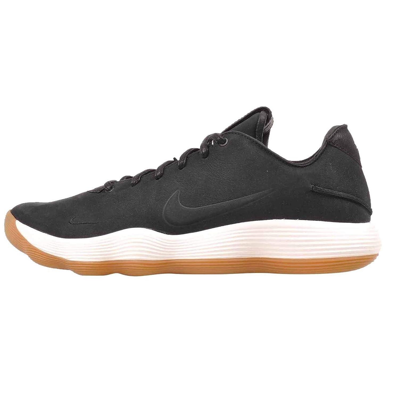 [ナイキ] ハイパーダンク2017 Low LIMITED 897636-900 Black White Gum バスケットボール B07GTQBMCB  30.0 cm