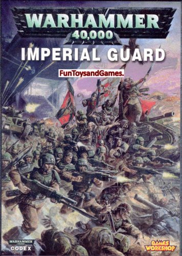Codex Imperial Guard 2009 (warhammer