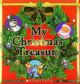 book cover of My Christmas Treasury