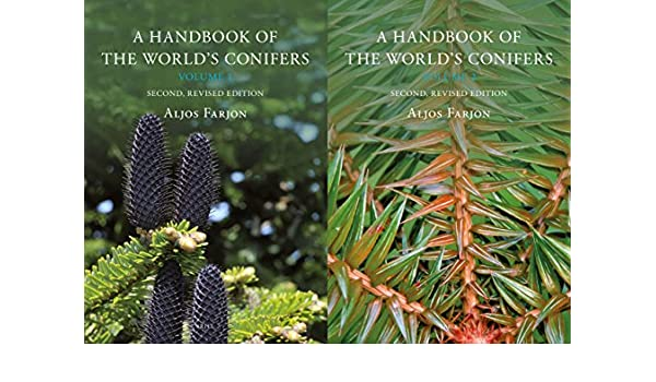 A Handbook of the Worlds Conifers: Amazon.es: Aljos Farjon: Libros en idiomas extranjeros