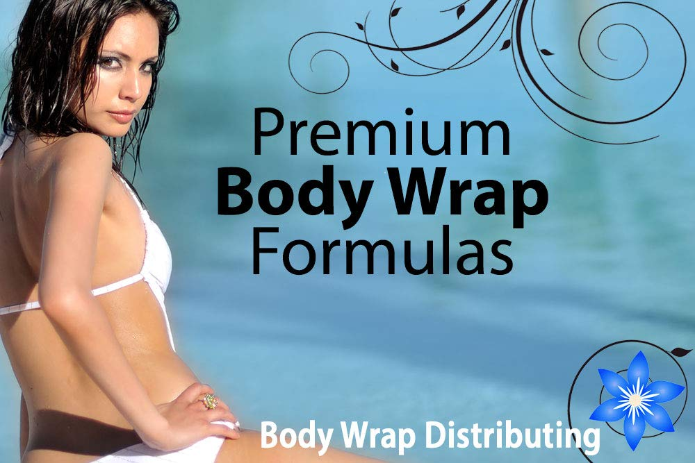 Inch Loss Spa Clay Premium Body Wrap Formula - 1/2 gallon
