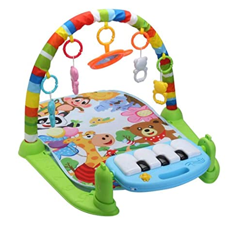Activity & Gear Baby Play Mat 0-12 Months Baby Soft Gym Blanket Crawling Toy Kids Rug Floor Mat Boy Girl Carpet Game Mat For Children Education Excellent Quality Baby Gyms & Playmats