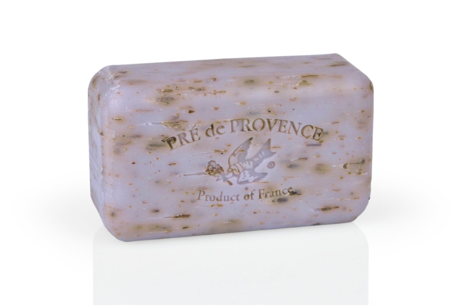 Pre' De Provence Artisanal French Soap Bar Enriched With Shea Butter, Lavender, 150 Gram