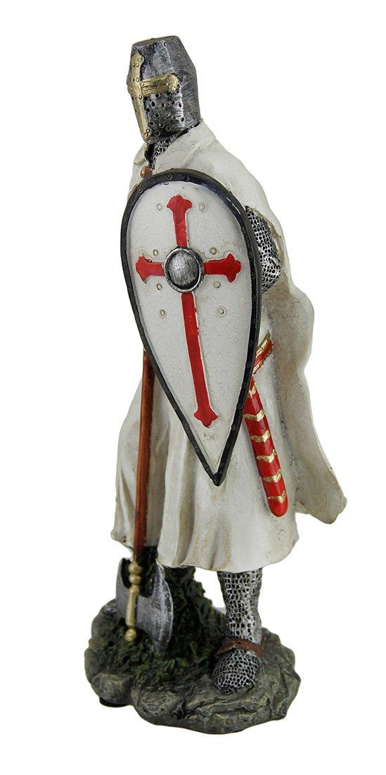 Amazon.com: Knights Templar Armored Crusader Medieval con ...