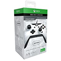 Performance Designed Products Control Alámbrico Stealth Camo para Xbox One, color White - Standard Edition