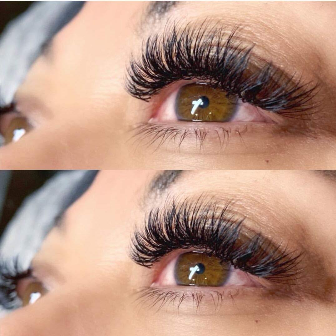 fa56349aa72 Amazon.com : Eyelash Extensions 0.20mm D Curl 9-15 Mixed Eyelash Extension  lash extension, Lashes Individual Extensions, lashes extensions Black Faux  Mink ...