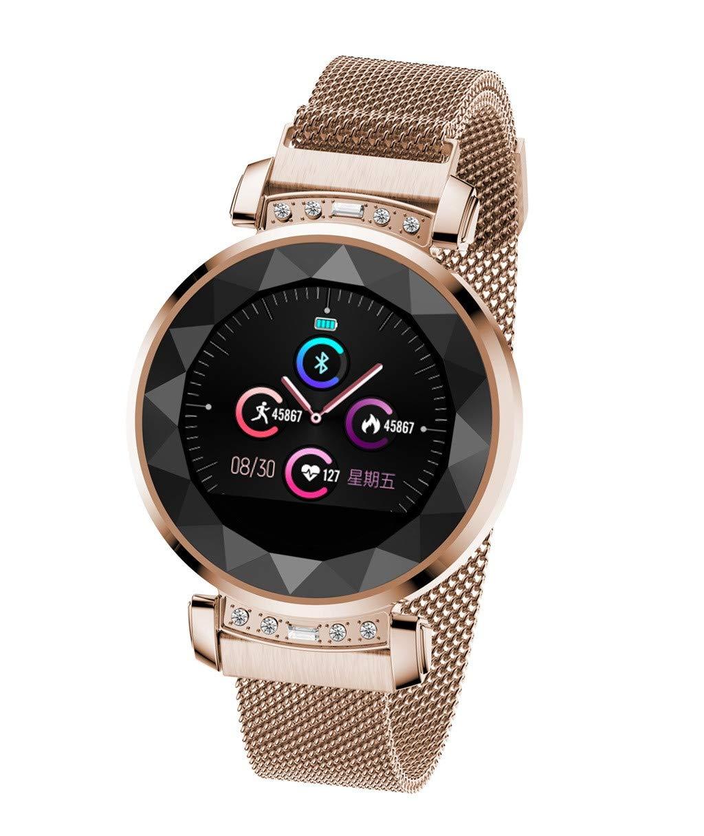 YEZIJIN DB13 Women Blood Pressure Heart Rate Monitoring Sport Smart Watch Bracelet Under 50 Dollars