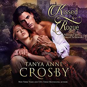 Kissed by a Rogue Audiobook