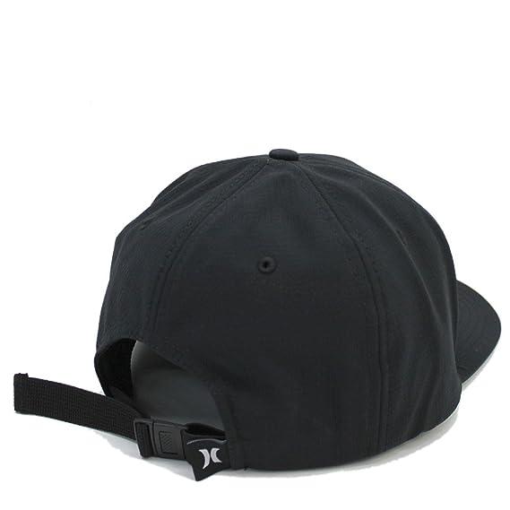 brand new cfaf8 9798e Amazon   Hurley ICON HYBRID HAT ブラック(10) ONESZ(57-61cm)   帽子 通販
