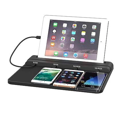 Cargador de teléfono móvil USB multipuerto para Apple Base ...