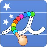 Cursive Writing Wizard Free Demo - Trace Letters & Words