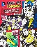 DC Comics Comic Art Coloring