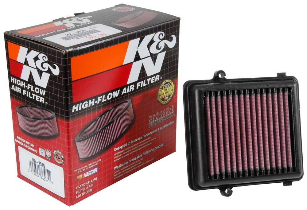 K&N HA-9916 Replacement Air Filter,1 Pack