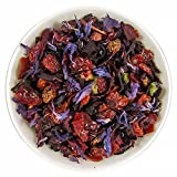 Mahalo Tea Tropical Hibiscus Herbal Tea - Loose Leaf Tea - 2oz