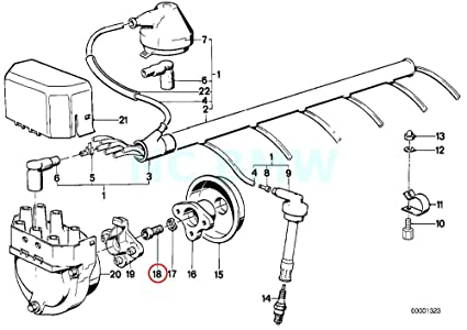 amazon bmw genuine fillister head with washer automotive BMW 525E 1983 bmw genuine fillister head with washer